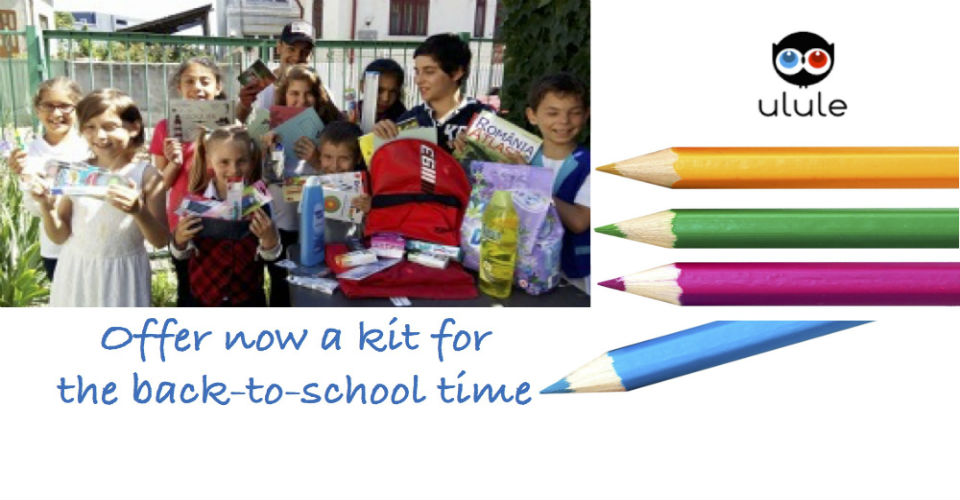 Support the education of disadvantaged children of Bucharest