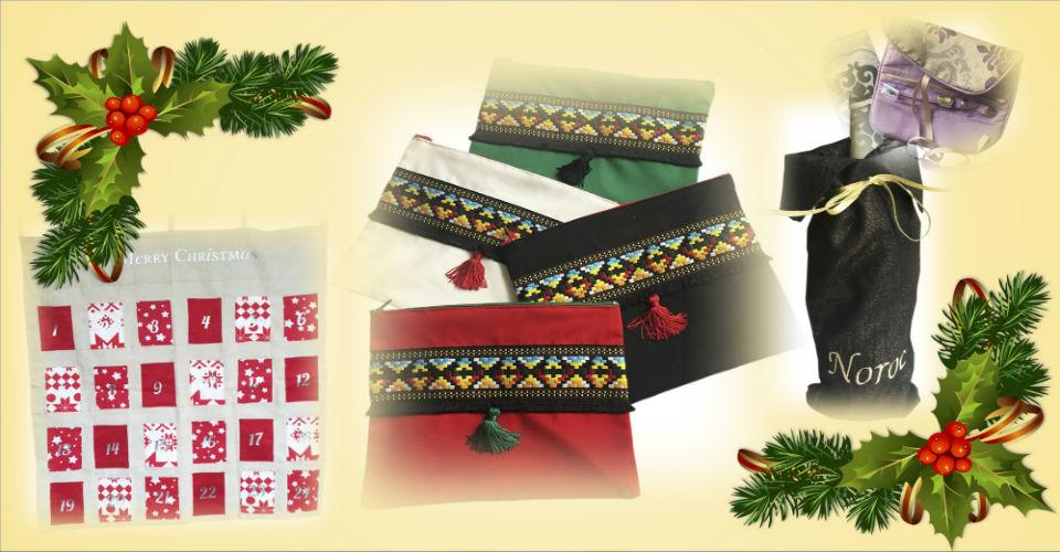 Descoperiți noua colecție  MIA de Crăciun