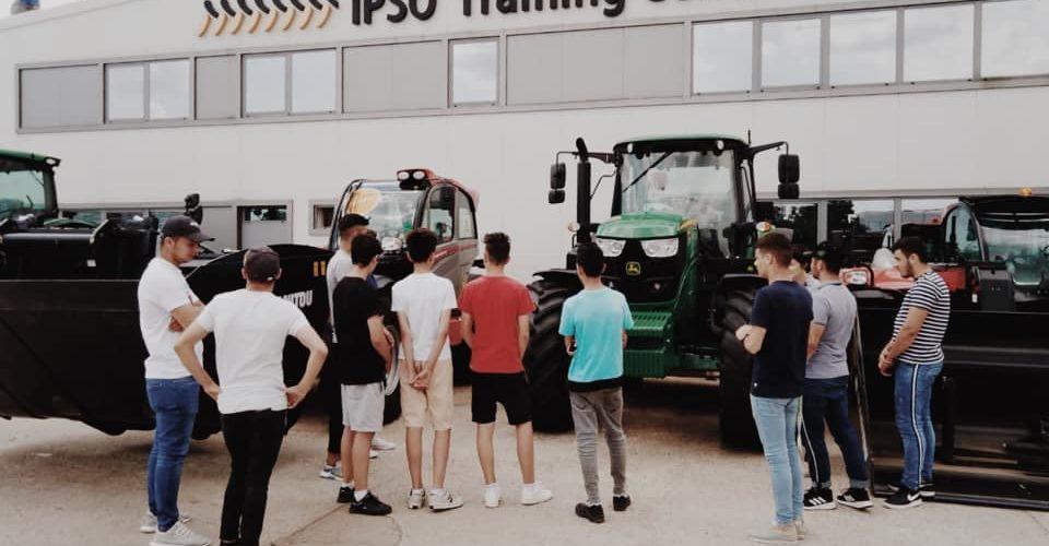 Ipso Agricultura – un partisan des projets éducatifs et sociaux!